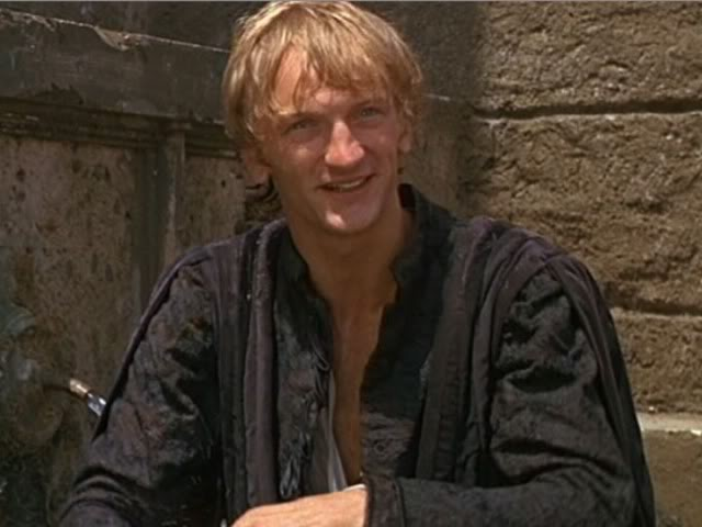 Mercutio's POV