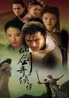 Tiên Kiếm Kỳ Hiệp Truyện 1 - The Sword And The Fairy 1