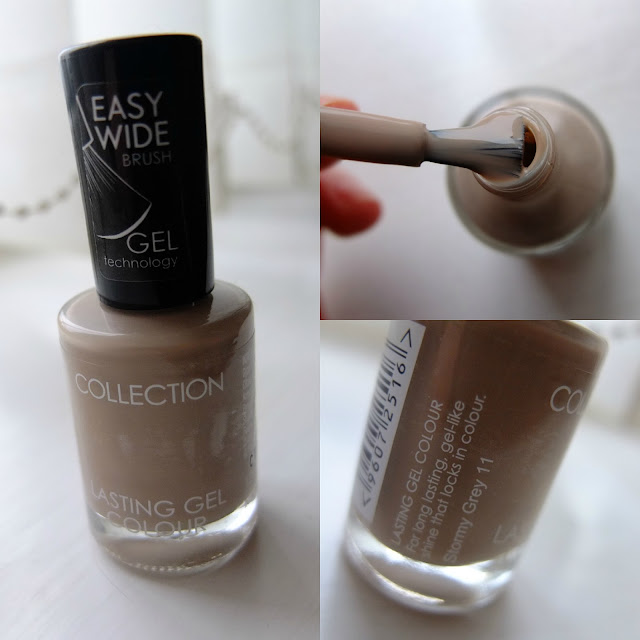 Review of the new gel nail colour from Collection 2000