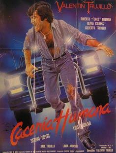 Caceria humana dvdrip 1987 peliculas mexicanas
