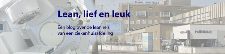Lean, lief en leuk - Dagelijks verbeteren in de zorg