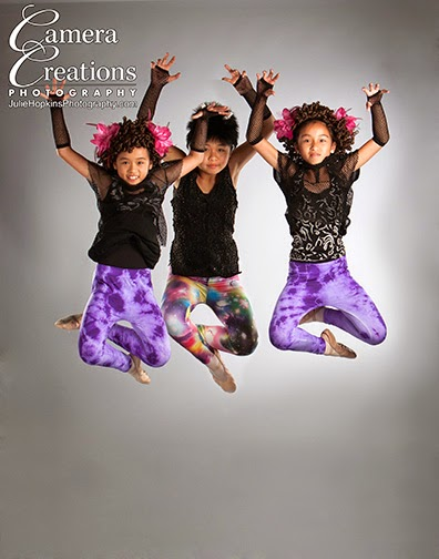 dance studio portraits at lisettes dance studio san diego