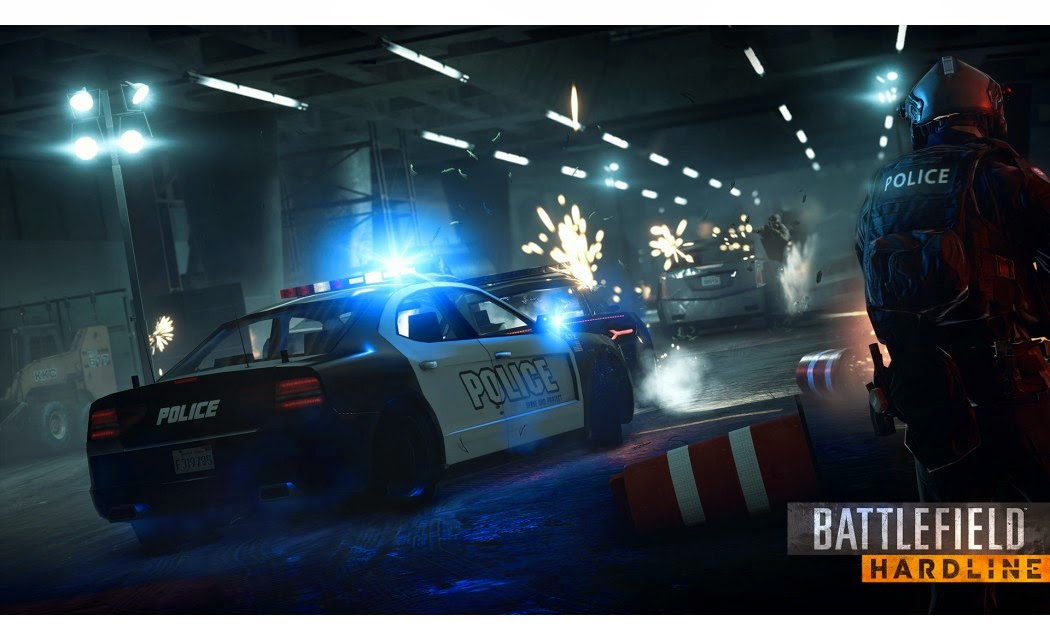 Battlefield Hardline EA Origin GLOBAL CD KEY Game