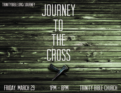 journey to the cross trinity bible church lafayette good friday