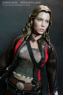 Hot Toys Abigail Whistler