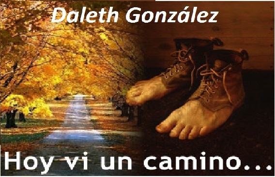 Daleth González, caminantes universales