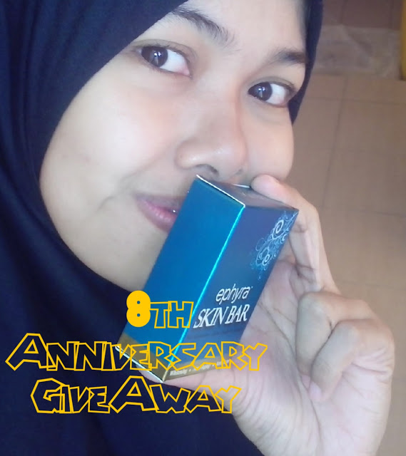 8th Anniversary GiveAway!