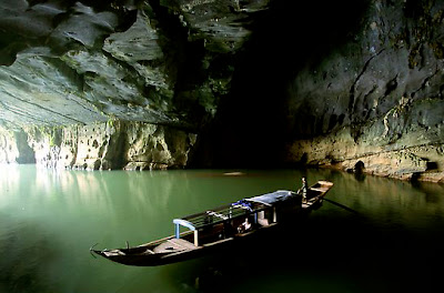 Phong Nha Ke Bang National Park of VietNam
