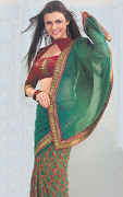 Latest Saree Blouse Design