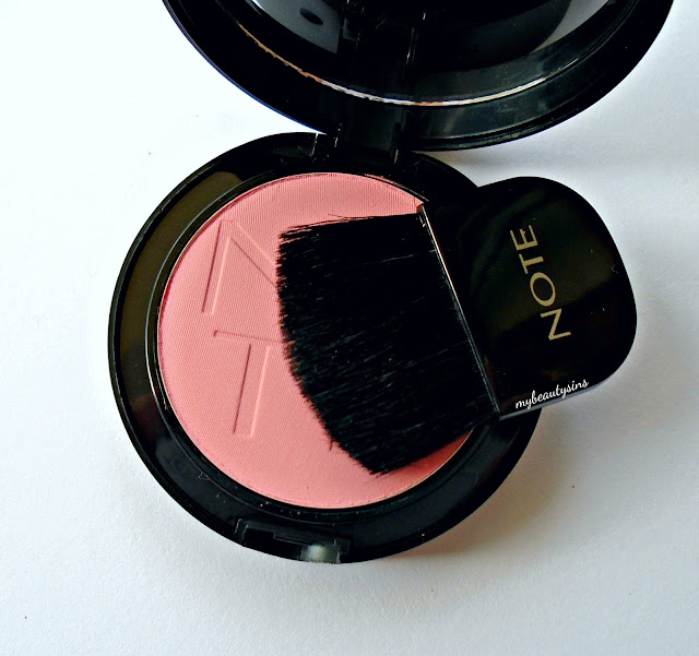 note cosmetics sandy pink