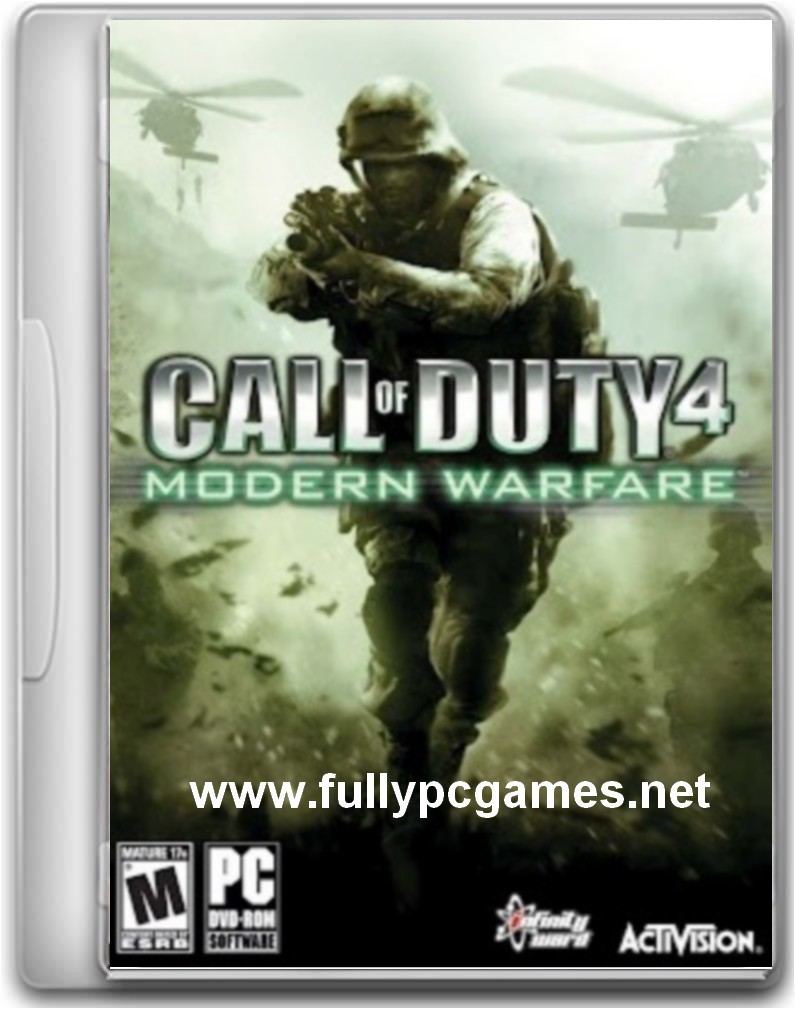 4 call of duty 4 modern warfare скачать
