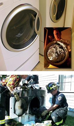 Prevent Laundry Room Disaster