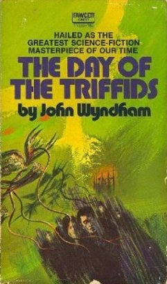 an analysis of john wyndhams the day of the triffids Countries of the blind:  john wyndhams the day of the triffids  of analyses of disability, indicates a more complex analysis,.
