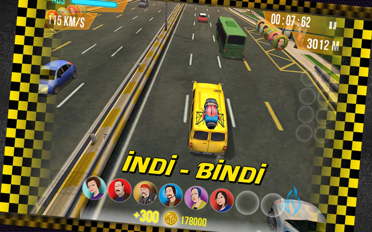 Dolmuş Driver Android Apk Oyunu resimi 3