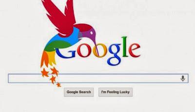 Google Hummingbird Algoritma Baru Untuk SEO