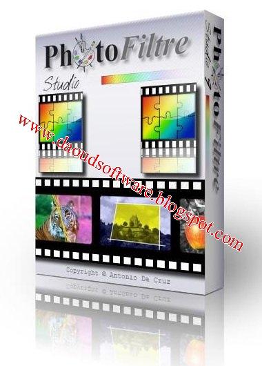 PhotoFiltre Studio X 10.7.3 [PL] [FULL]