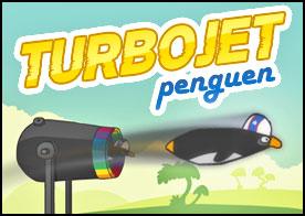 Turbojet Penguen Oyunu
