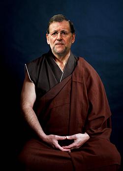 el villano arrinconado, humor, chistes, reir, satira, Mariano Rajoy