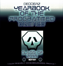 Dedderz YEARBOOK of the PROGRAMMED DAMNED