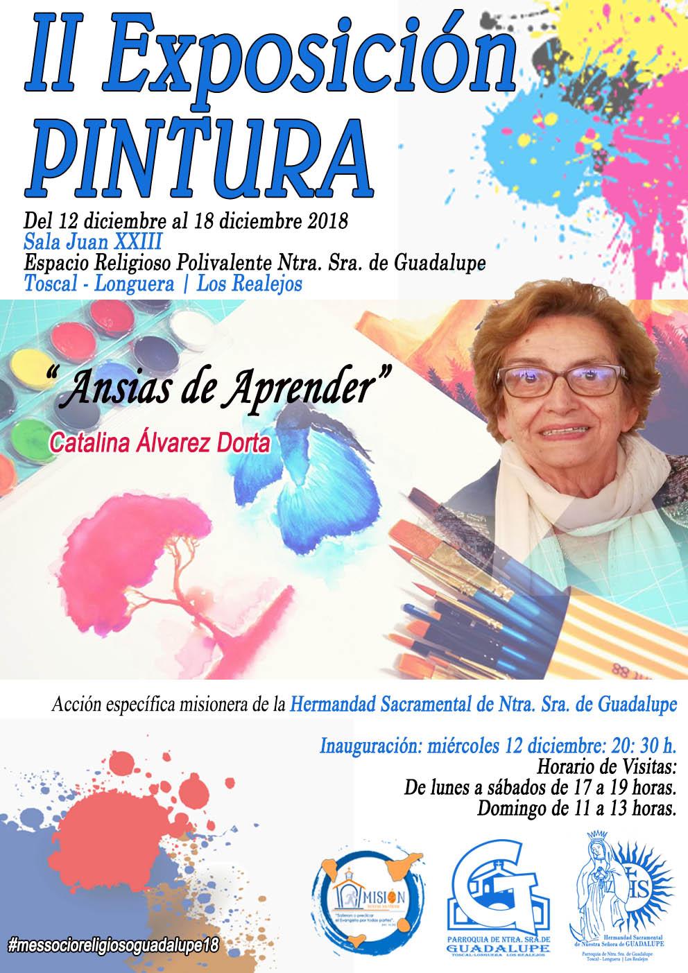 II Exposición de Pintura