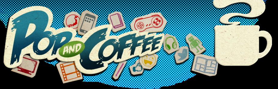 pop and coffee