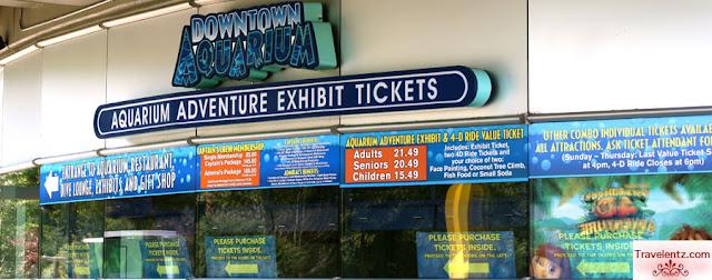 Our Day At Denver Downtown Aquarium At Colorado Travelentz
