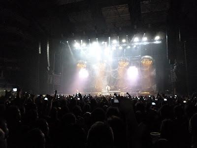 Rammstein Madrid, 2013