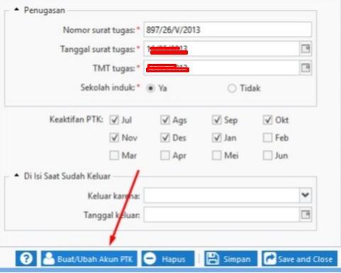 Cara Membuat Akun PTK di Dapodik, Guru Wajib Punya Email Aktif