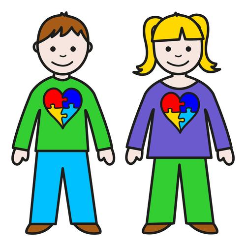 Resultado de imagen de pictograma amigo autismo