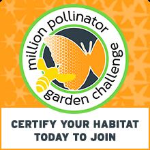 Million Pollinator Garden Challenge banner' /></a></div> <span style=