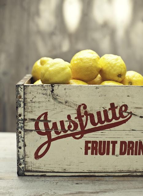 lemon passion & biscottini al profumo di limoni