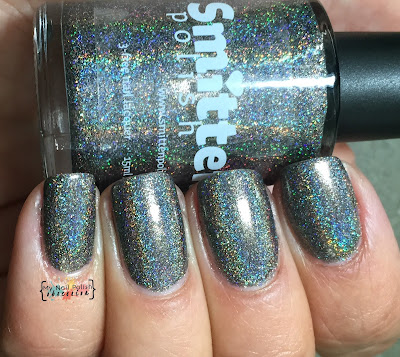 Smitten Polish Oh The Hu-Manatee