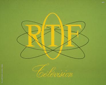 Logo ORTF en 1964