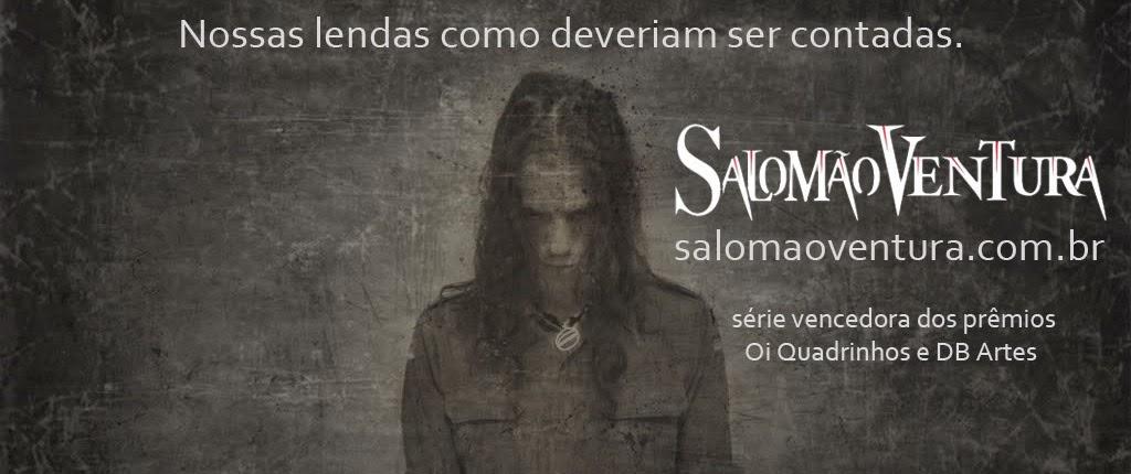 Salomão Ventura - Caçador de Lendas
