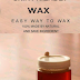 Homemade Wax which not only cleans hair but do wonders for your skin.