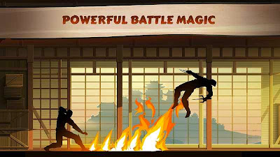 Game Ninja Shadow Fight 2