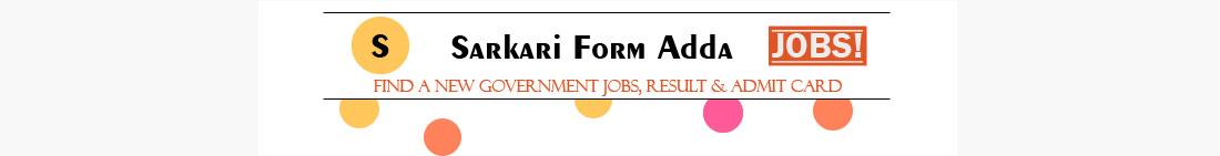 Sarkari Form Adda