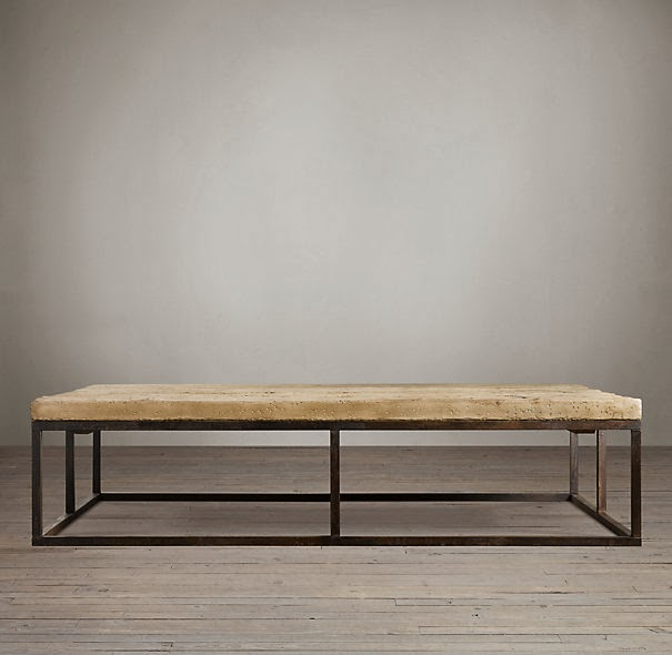 Cyber Monday Lals Restoration Hardware Reclaimed French Floorboard Coffee Table Decor Look Alikes