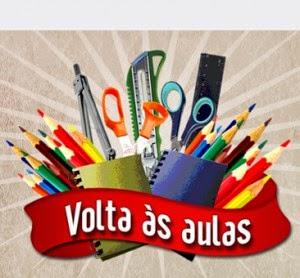 VOLTA ÀS AULAS EMEBE 2015