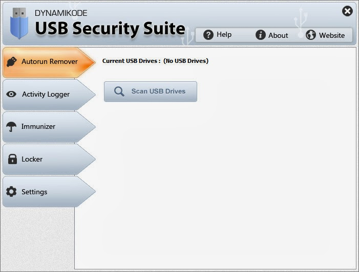 USB Security Suite 1.2.2