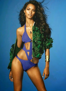 Lais Ribeiro HQ Pictures S Moda Magazine Photoshoot May 2014 By Jonas Bresnan
