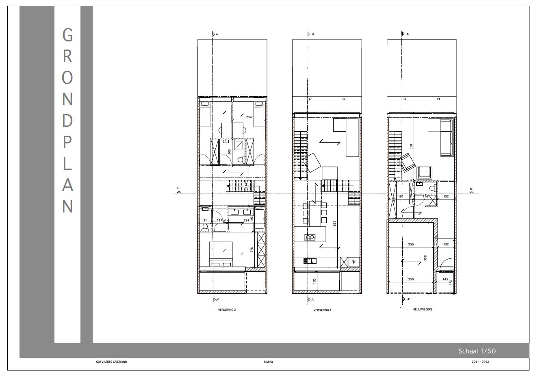 Architecturale en binnenhuiskunst gip for Keuken in 3d tekenen