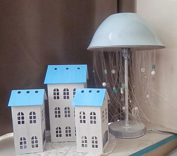 DIY Lampe méduse