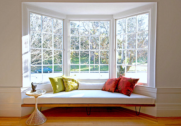 Inspirational Ideas of Cozy Window Seats