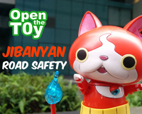 Road Safety Jibanyan