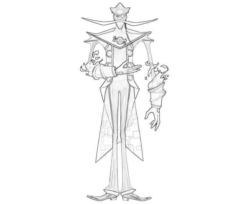 Kid Icarus Arlon Character