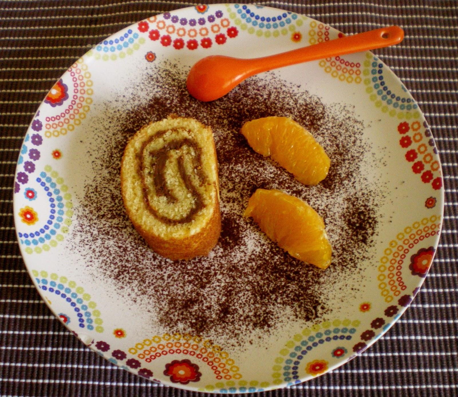 Gateau orange du chef piege
