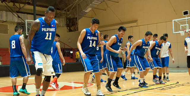 Tab Baldwin warns Gilas cadets against complacency in SEA Games