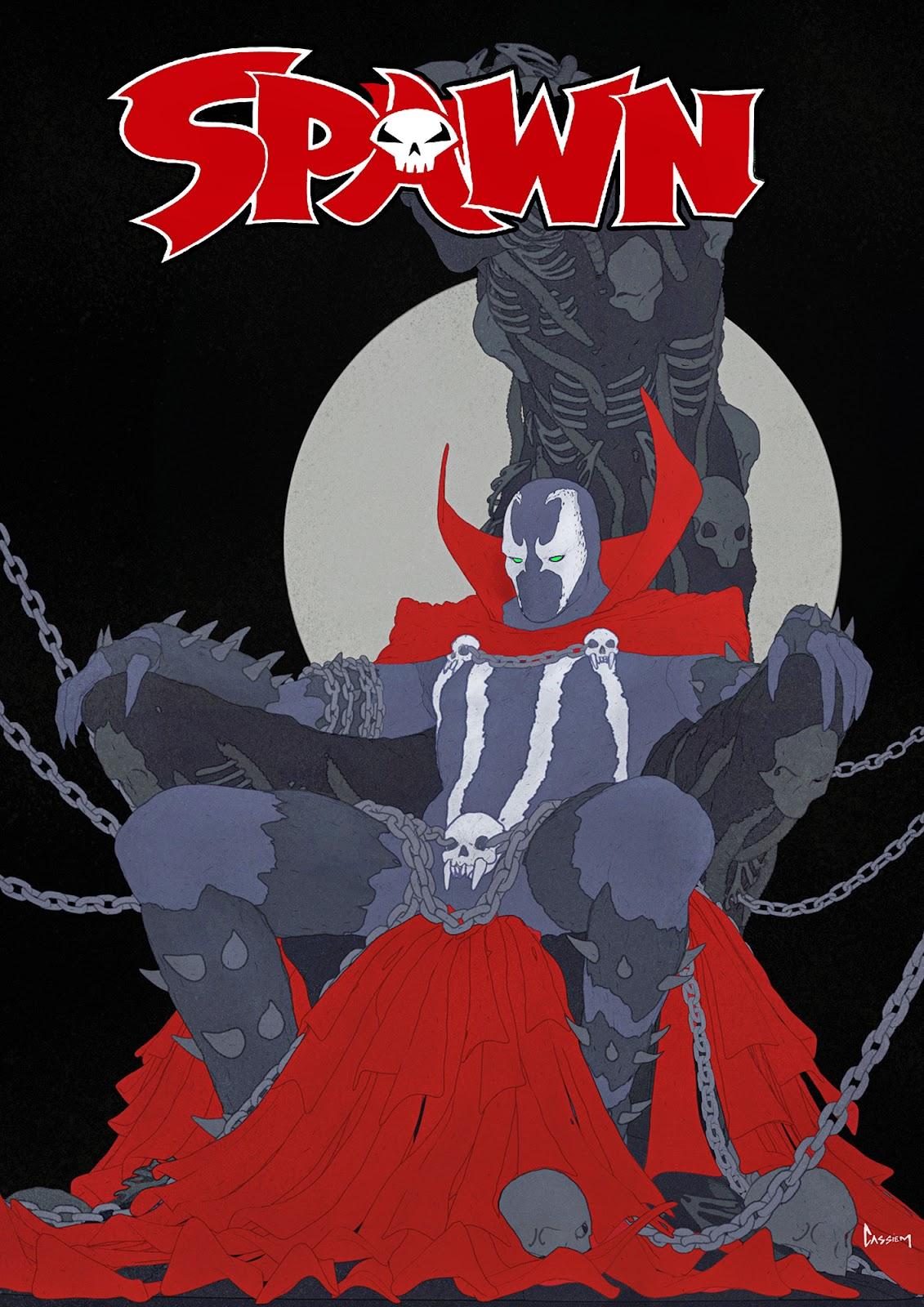 Spawn Hell By Riyahd Art Sc60sml2