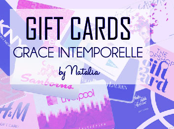 gift card, tarjeta de regalo, ideas de regalo, certificado de regalo, gift certificate, gift ideas